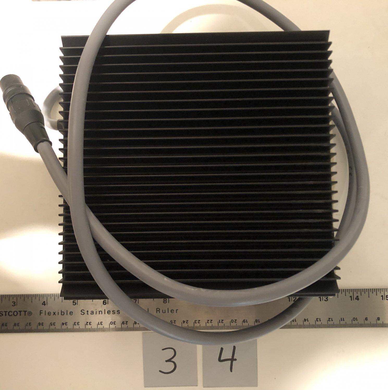 FEAS DC Power Supply PSU25024-KS 115 Volt AC input #34
