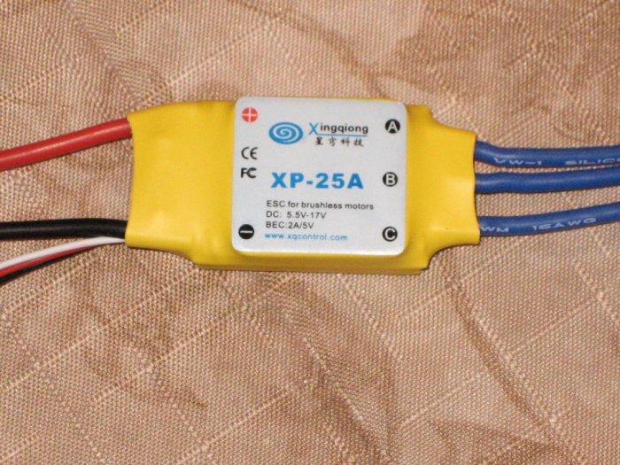 VOLO XP 25A ESC