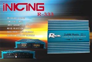 Car Amplifier R-333