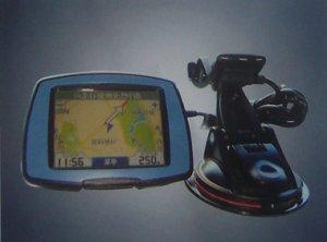 GPS Navigation Monitor  CA-601-EO