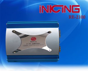 Car  Amplifier RE-2100