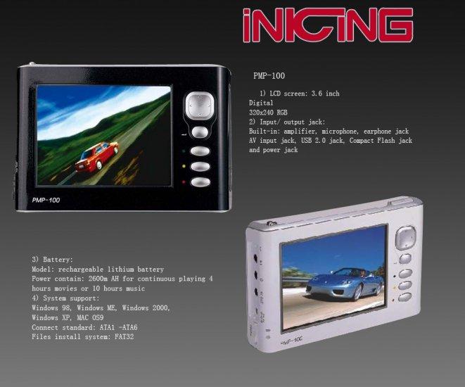 Portable Media Player PMP-100