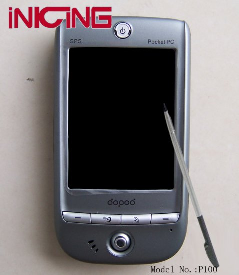 GPS P-100 with PDA support WiFi