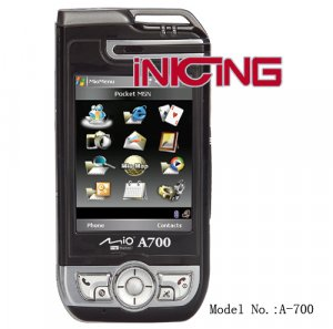 A-700 GPS Mobile phone + Pocket PC