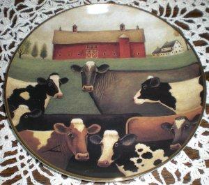 Franklin Mint - American Folk Art Plate