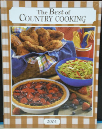 Taste of Home's Best of Country Cooking 2001