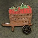South Onondaga YMCA Folksmarch Lapel Pin