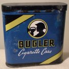 Bugler Metal Cigarette Case