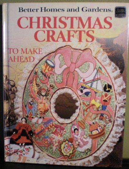 Christmas Crafts to Make Ahead