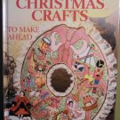 Christmas Crafts to Make Ahead