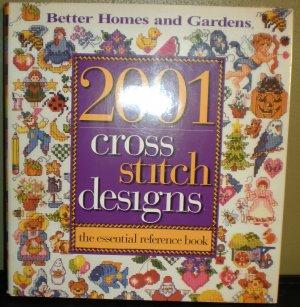 2001 Cross-Stitch Design