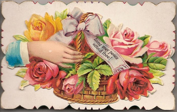 Victorian Calling Cards