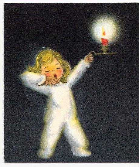 1940s Hallmark Christmas Greeting