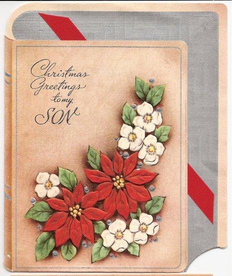 1940s Son Christmas Greeting