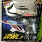 Air Hogs 2006 Radio Controlled Havoc Heli Yellow In Original Box
