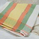 FABULOUS Oversize Vintage Linen Tea Towel