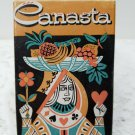 Vintage Double Deck Canasta Playing Cards in Box - wrapped and stamped