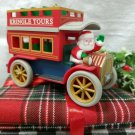 Hallmark 1992 Here Comes Santa 14th Kringle Tours Ornament Bus