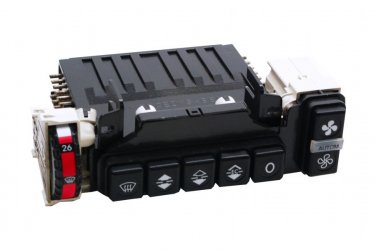1238301285, Climate Control Unit With Push Button Assembly, 3 Years Warranty, 31285