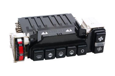 1078302685, Climate Control Unit With Push Button Assembly, 3 Years Warranty, 7268501