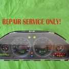 VOLVO DIM REPAIR, VOLVO INSTRUMENT CLUSTER S60, S80, S70  REPAIR WITH WARRANTY