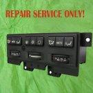 64111392082, BMW Climate Control Unit Repair