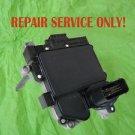 4B19105155S, Audi Volkswagen Transmission Control Unit  Repair , TCM REPAIR