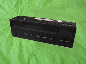 62138363580, BMW  Clock and Temperature Display for E36
