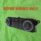 2518209889, Mercedes Benz Climate Control Unit Repair service