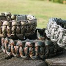Set of 4 Camo Paracord Bracelets