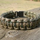 9 Inch Digital Multi Camo Paracord Bracelet