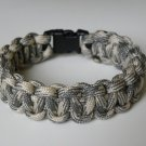 9 Inch Air Force ABU (Desert Foliage) Paracord Bracelet