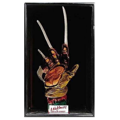Freddy Krueger Glove Prop Replica