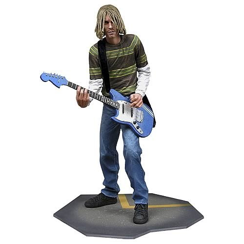 Nirvana's Kurt Cobain 7-Inch Action Figure