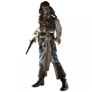 Pirates Of The Caribbean: Dead Mans Chest-18 Inch Talking Jack Sparrow Cannibal