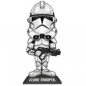 Star Wars Clone Trooper Bobble Head