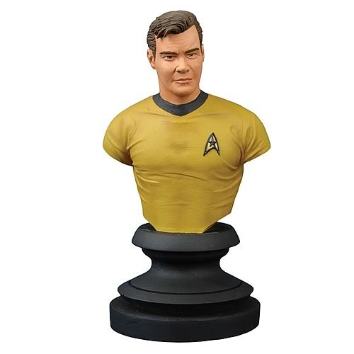 Star Trek Icons Captain Kirk Bust