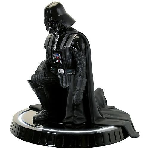 Star Wars Darth Vader Empire Strikes Back Statue