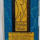 7 SONGS BETTE MIDLER EVERY ROAD LEADS BACK TO YOU ACCOMPANIMENT KARAOKE TRACK TAPE CASSETTE