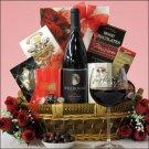 Spellbound Petite Sirah: Romance or Anniversary Wine Gift Basket