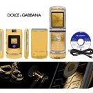 Dolce & Gabbana V3I Mobile Cellular Phone
