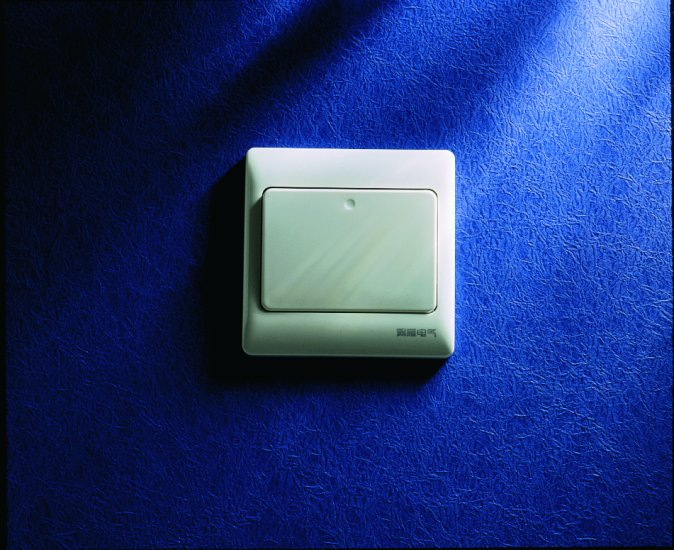 Switch plate - S-02
