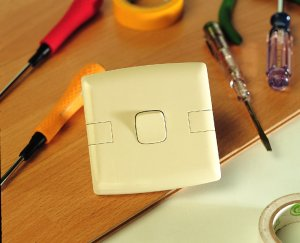 Switch plate - S-03