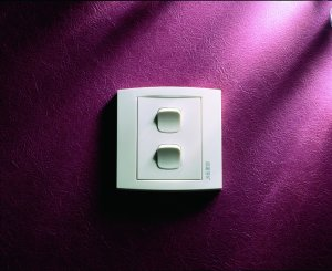 Switch plate - S-04