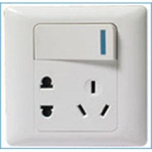 Switch plate & Socket blended - SS-01