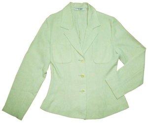 Off-White Beige Light Smart Casual Jacket