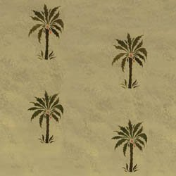 NEW Palm Tree Wall and Floor Stencil