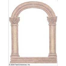 Instant Expressions Architectural Window mural LW35035