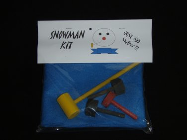 Snowman Kit (Made in USA)