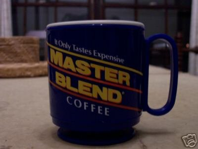 Maxwell House Master Blend Coffee Travel Mug
